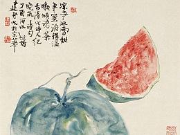 《水果家园系列》