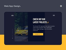 网页设计、UI设计、插画、动效-阶段性总结
