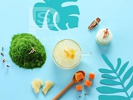 食品:银耳-照片