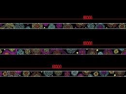大型商场中庭环廊灯饰画定制专业工厂铭星厂家一条龙