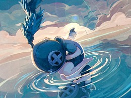 《藏克.空海》当你看到这些画,你想到了什么?