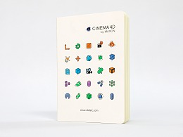 Maxon Cinema 4D (C4D) 软件图标周边纪念品