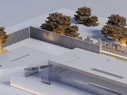 城市展馆VI标识视觉导视提案