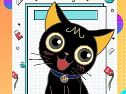 招财猫的诞生——上海财经大学财商栏目IP设计与动画