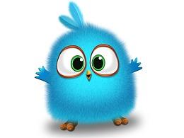 愤怒的小鸟PS绘制
