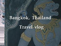 VLOG 泰国曼谷旅行短视频
