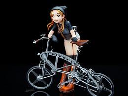 村田蓮爾~單車少女