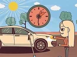 视知视频:大城市多少天洗一次车合适?