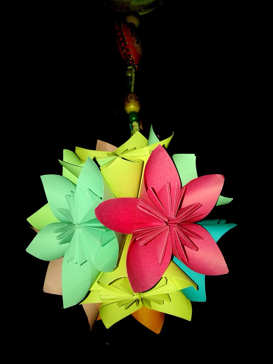 樱花星星折纸 图解-折纸樱花星星_樱花折纸大全 图解_樱花折纸图解