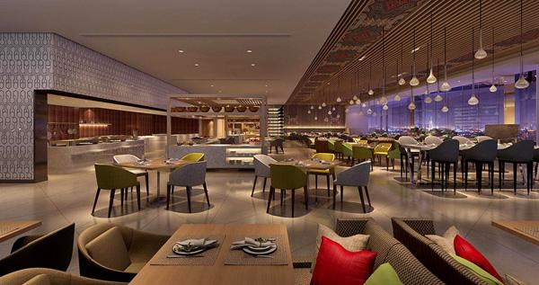 广元高档中餐厅v电脑|电脑火锅店设计装修|成都平面设计怎么调酒楼显示图片
