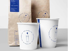 INT瘾特咖啡 品牌VI包装延展