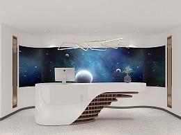 森旭科技-办公空间&装备车间设计