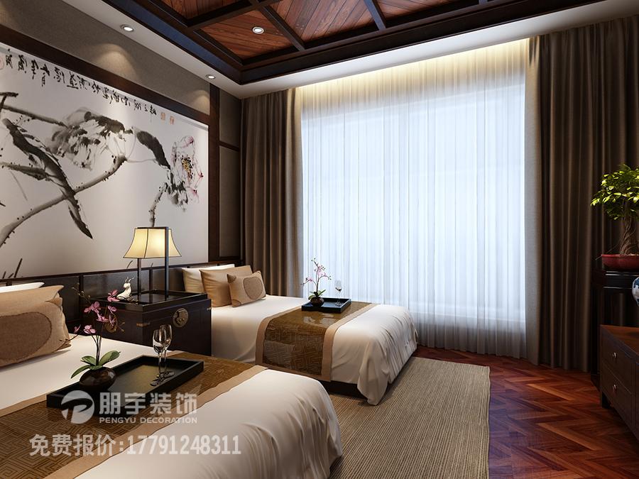西安酒店装修设计公司排名 室内设计 空间\/建筑