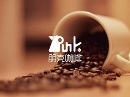 咖啡logo-【标志类】朋克咖啡logo设计