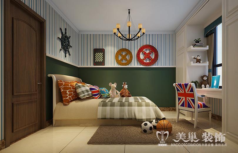 郑州怡丰森林湖120平三室两厅装修效果图欣赏