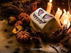 美食创意摄影-食术万圣节创意拍摄