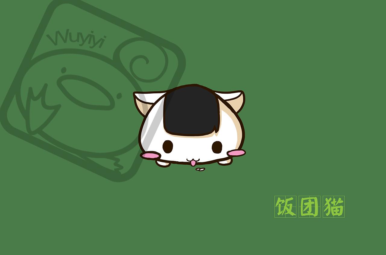 小小卡通动物图片