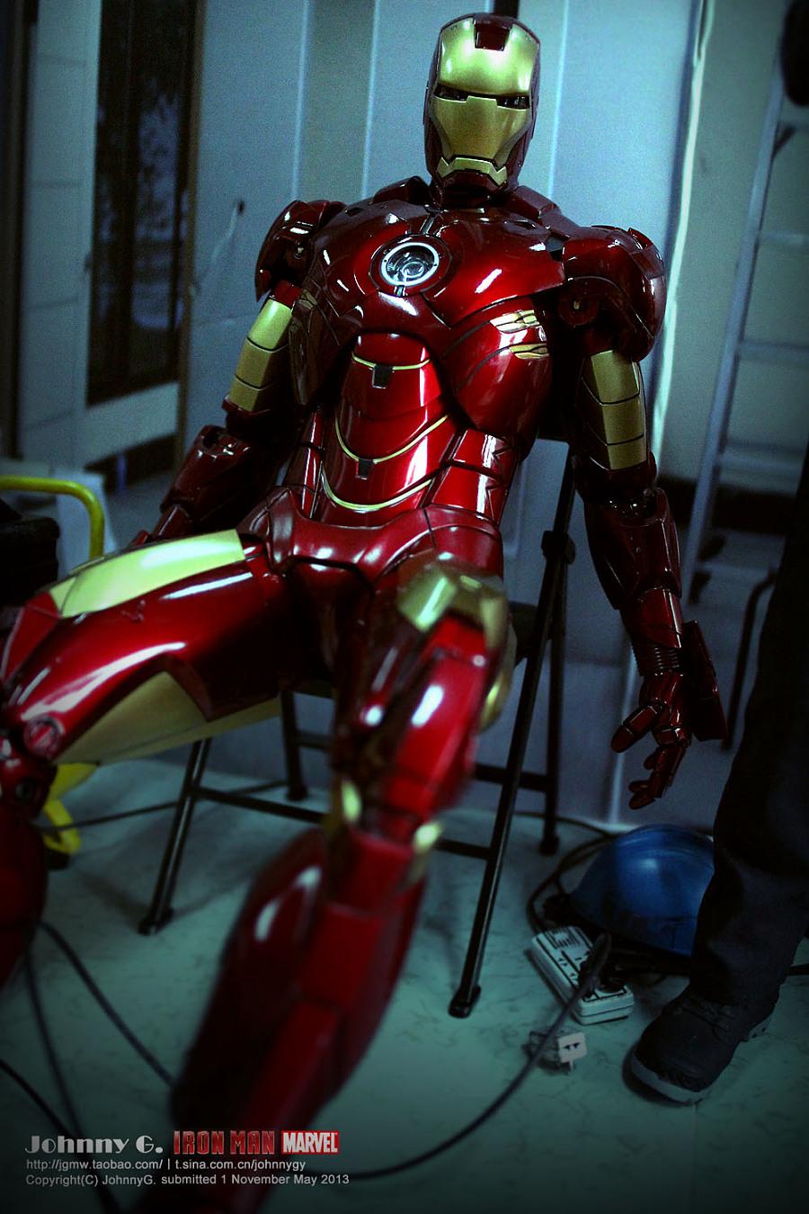 查看《钢铁侠火爆进行时来一组新鲜出炉的人偶场景拍摄》原图,原图尺寸:1000x1500