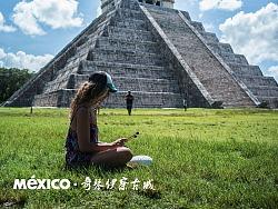 太阳城下的亡灵之国 墨西哥