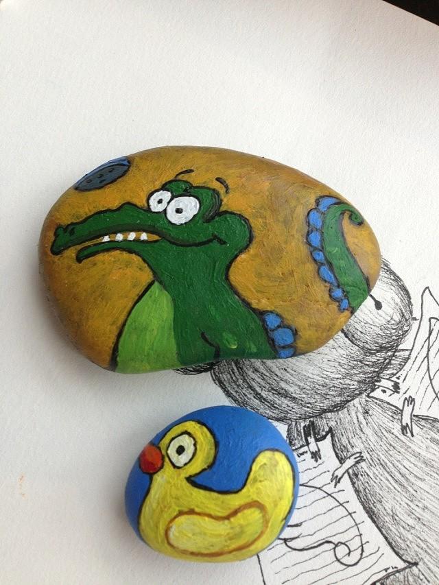 可爱的小石头
