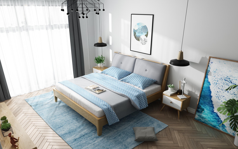 背景墙 房间 家居 起居室 设计 卧室 卧室装修 现代 装修 3000_1879图片