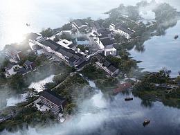【2020】建筑景观效果图合集