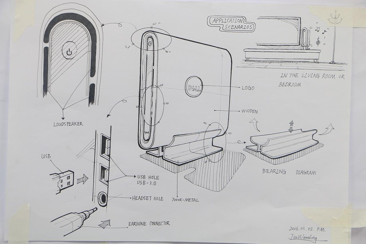 201603工业设计手绘|工业/产品|其他工业/产品|jiawen