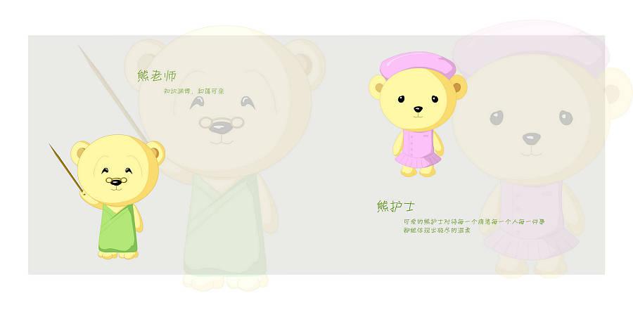 查看《奶油熊和咖啡熊的故事》原图,原图尺寸:2578x1263