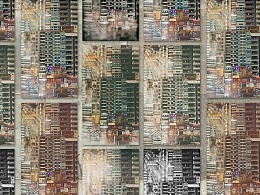 Crowded city 擁擠的城市