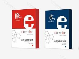 达美伽品牌标识+药妆面膜