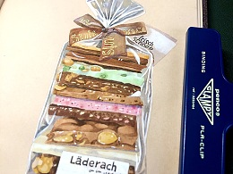 巧克力包装水彩过程