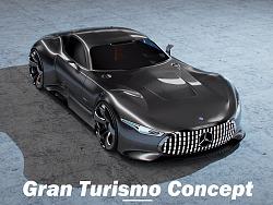 Gran Turismo Concept(Keyshot)(奔驰概念)