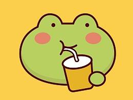 开馨蛙emoji