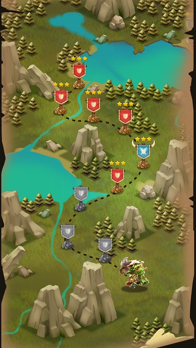 【卡牌游戏地图】设计系列