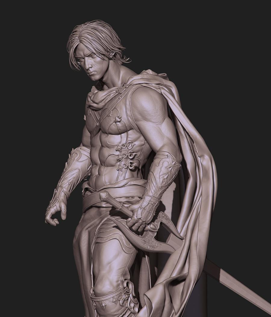 查看《Storm Riders or Feng Yun 》原图,原图尺寸:1400x1638