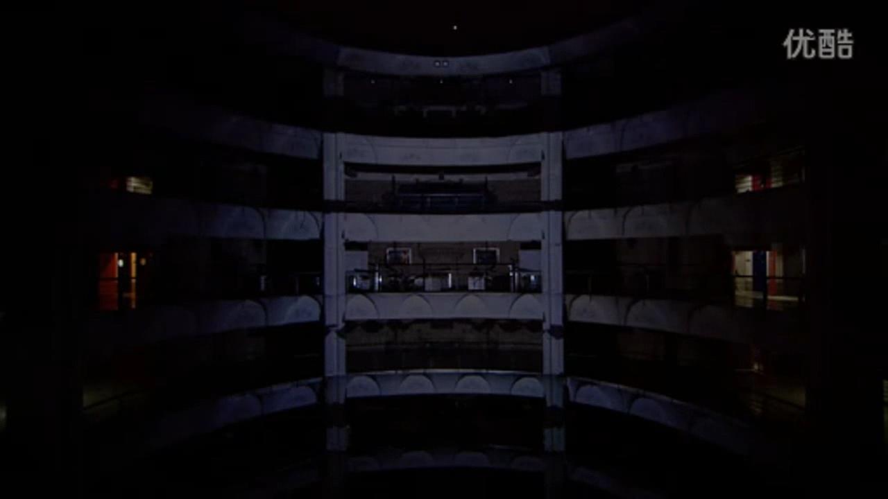 吉林艺术学院虚拟互动展览 立体投影动画