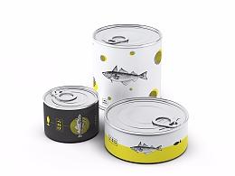 【子非鱼】鱼罐头 品牌塑造及包装设计
