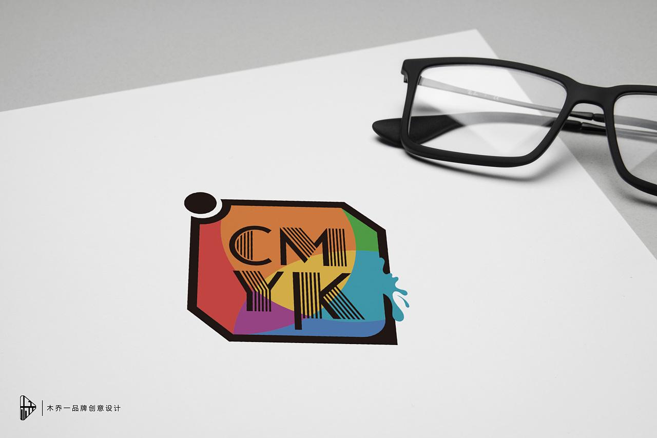 儿童画室logo_美术画室手工制作logo设计|平面|品牌|木乔一品牌设计 - 原创作品 ...