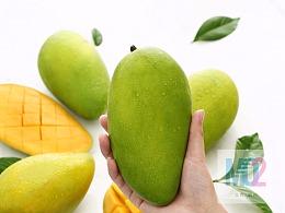 芒果电商产品照片拍摄