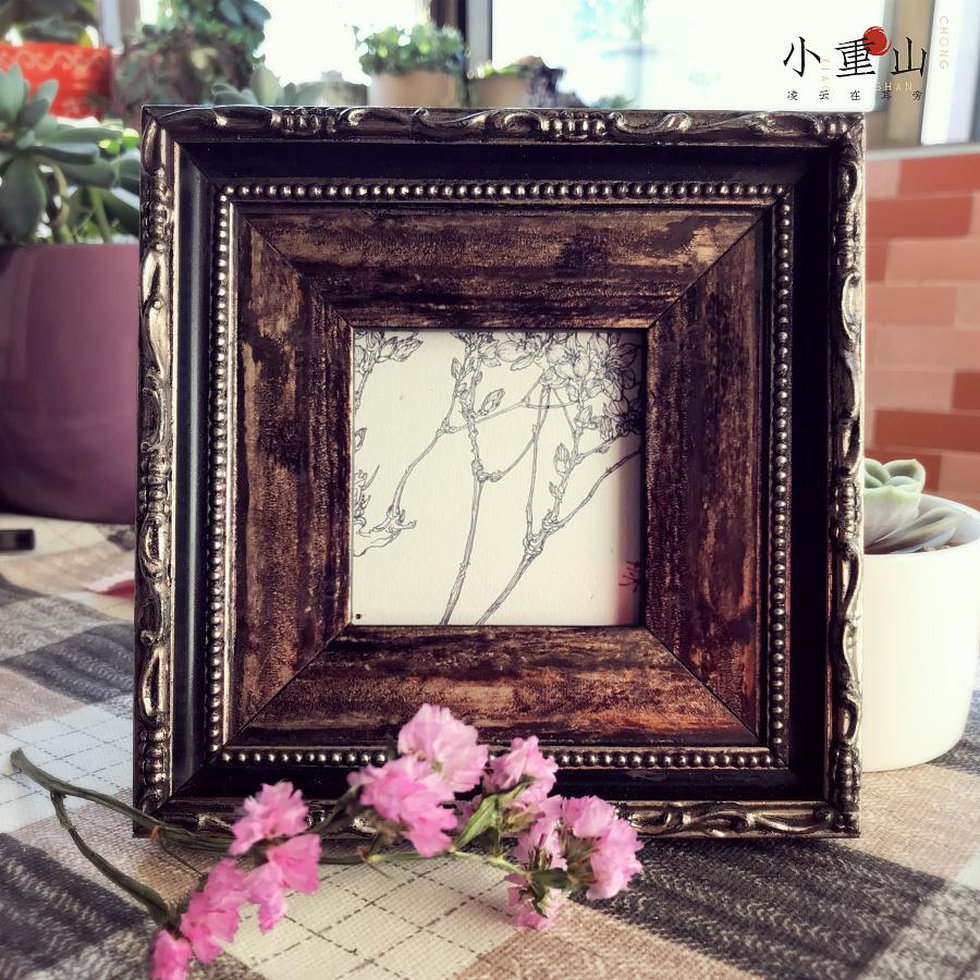 原创设计手绘装饰画第五期|钢笔画|纯艺术|jeroviya