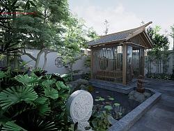某别墅VR方案的一些场景截图分享