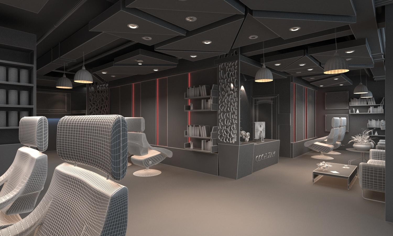 光影2 空间 室内设计 10yishi - 原创作品 - 站酷