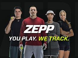 ZEPP Official Website Design (官网设计)