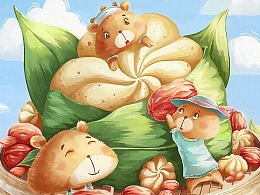 小熊序列之端午节