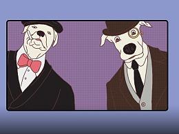 狗X养的世界:变态的人类!