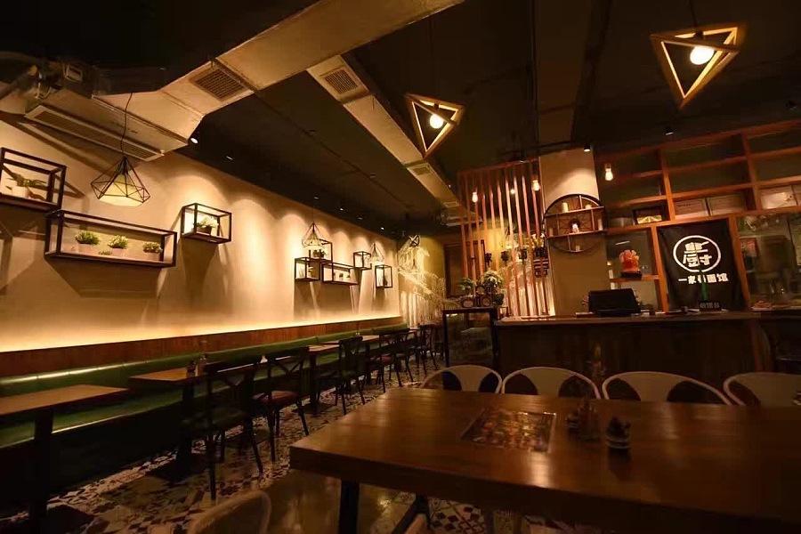 重庆面馆设计,重庆专业面馆装修设计《雅安一家春面馆图片