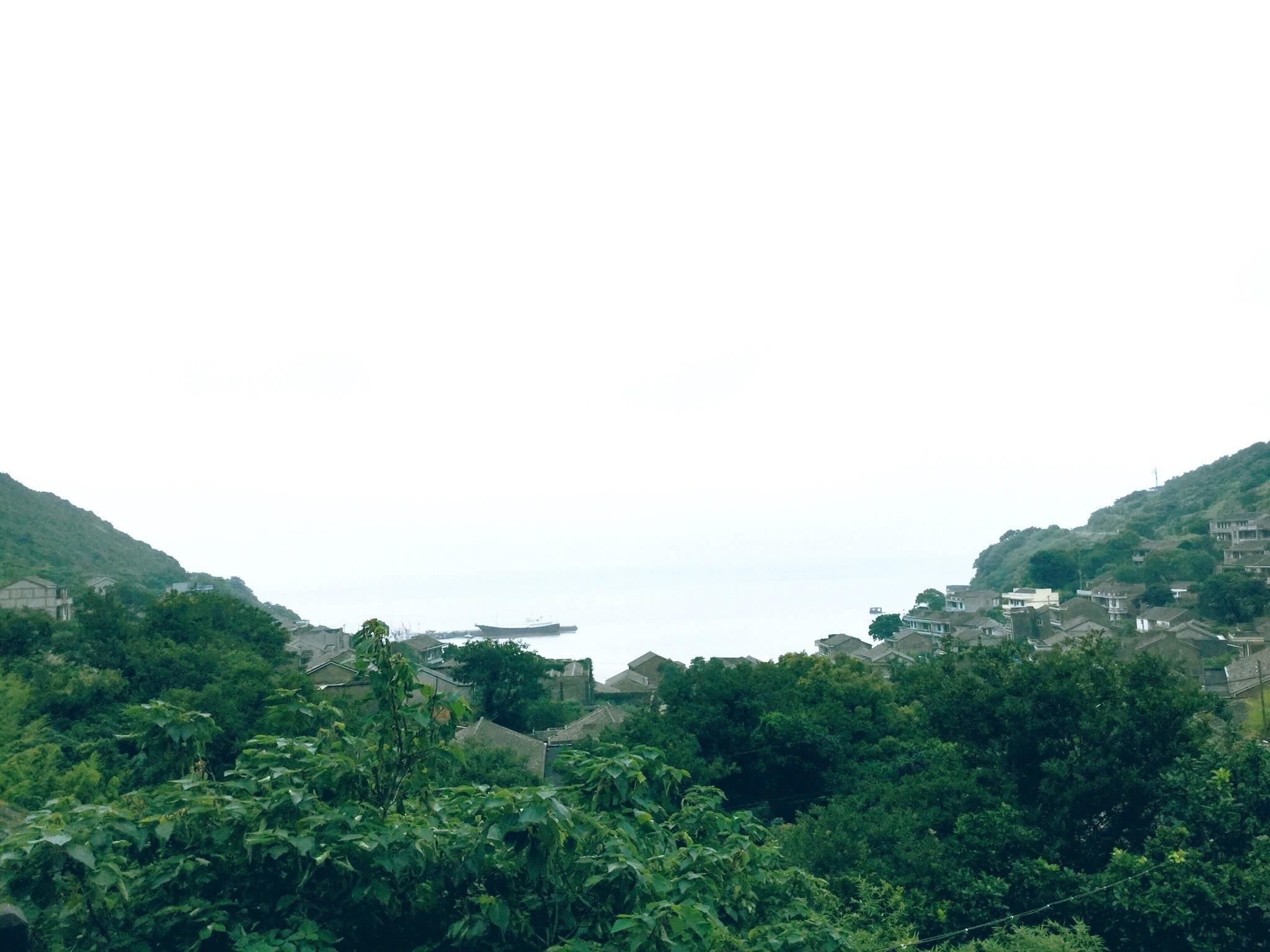 舟山群岛大青山