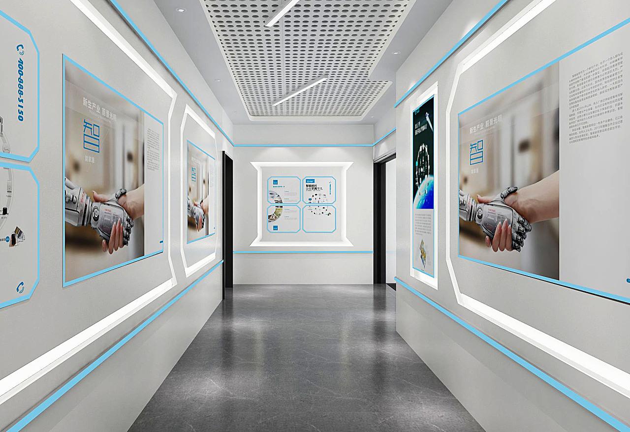 水电工艺展示墙