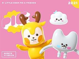 小鹿派派和他的朋友们Little Deer PIE & Friends