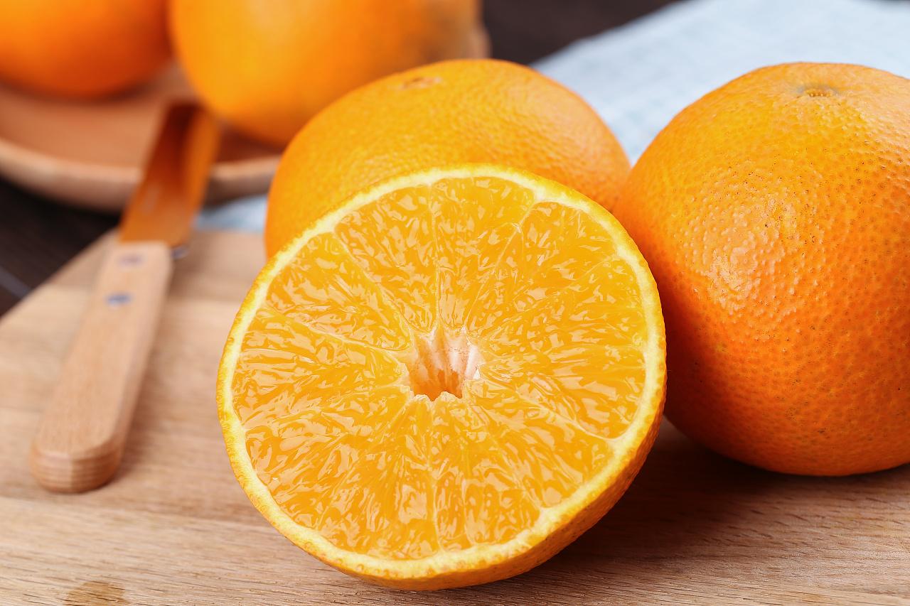 不织布橙子手工制作